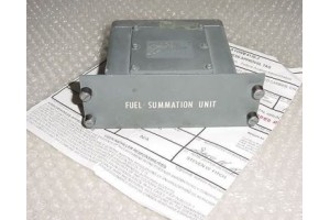 473049, 10-60520-60, Boeing 727 Fuel Summation Unit with 8130