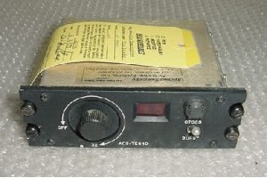 Aircraft CTCSS Burst Tone Encoder with Serv tag, ACS-TE64D