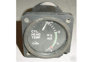 512101, 512101-, Cessna CHT Cylinder Head Temperature Indicator