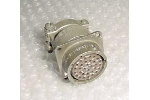 MS3120F18-32S, New Aircraft Cannon Plug Connector