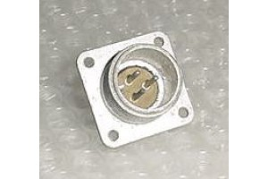 AN3102C-14S-7P, Aircraft Cannon Plug Connector Receptacle