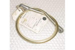 NAS306R-22-0235, NAS-306R-22-0235, Aircraft Control Cable Assy