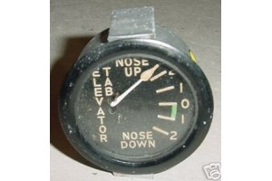 NEW!! Cessna Elevator Tab Position Indicator, 106456