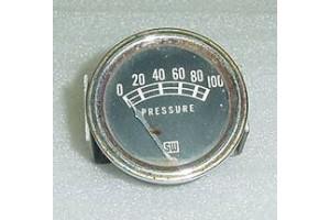 82209, Cessna Aircraft / Stewart - Warner Oil Pressure Indicator