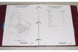 Challenger CL600, CL601 Seat Maintenance Manual, 2524.014