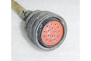 MS24266R20B16SN, E0077R20B16SN, Avionics Connector