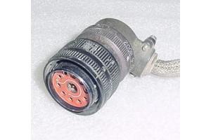 MS24266R18B11S8, MS24266-R18B11S8, Cinch Avionics Connector