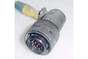 MS24266R18B12SN, MS24266-R18B12SN, Cinch Avionics Connector
