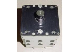 D6760-17-7, BAC-C18L-7A, 7A Klixon Aircraft Circuit Breaker