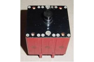 6752-304-20, 10-60806-20, 20A Klixon Aircraft Circuit Breaker