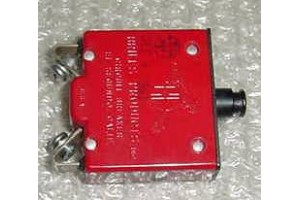 10-30108-15, MS24571-15, 15A Aircraft Hi Temp Circuit Breaker