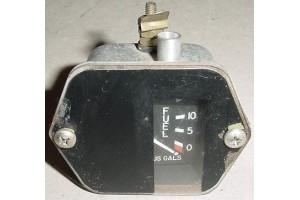 Piper Fuel Quantity Cluster Gauge Indicator, 6247-00050, 77985-2