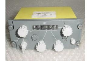 522-2457-036, Collins 714E-3 Aircraft HF Control Panel