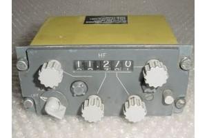 522-2457-036, Collins 714E-3 HF Aircraft Control Panel