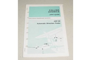 Collins ADF-60 Automatic Direction Finder Pilot Guide