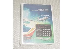 Collins LRN-85, LRN-85A Navigation System Owner Manual
