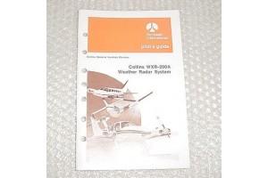 Collins WXR-200A Weather Radar System Pilot Guide