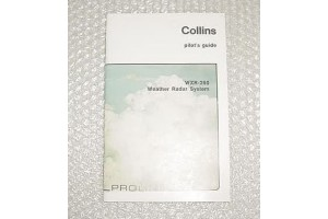 Collins WXR-250 Weather Radar System Pilot Guide