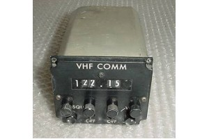 97719-100, 97719100, Wilcox VHF Comm Control Panel