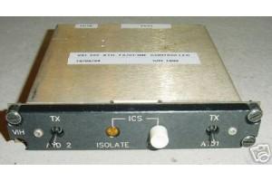 VIH-222, VIH222, Avionics Chime Controller Control Panel