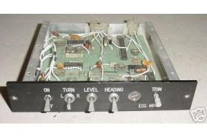 Aircraft Autopilot Control Panel