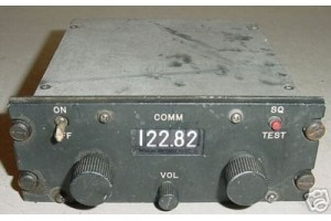 G-4434A, G4434A, Gables VHF Comm Control Panel