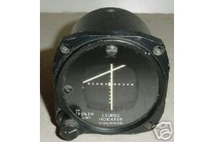 ID-304/APA-70C,, Vintage DC-3 Glideslope Course Indicator