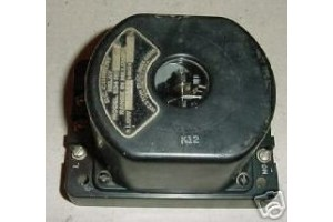 534, 534-, Radial Aircraft Engine / Weston DC Current Relay