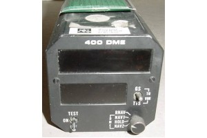 Cessna ARC C-476A DME Control Unit w Serv tag, 44020-1000