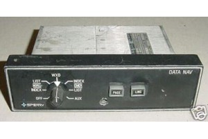 MI-585272-1, Sperry DNCP-1001 Data Nav Control Panel