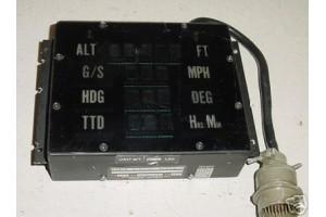 Corporate Jet Digital Function Display Panel, 34182-001