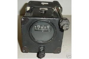 AN57351, AN-5735-1, Vintage Autopilot Directional Gyro Indicator