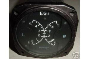 9910247-2, DST1800-1, Twin Cessna Aircraft EGT Indicator
