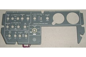 Cessna Citation EL Lightplate Instrument Panel, 9912523-1