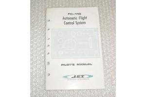 Learjet Autopilot FC-110 Flight Control System Pilot Manual