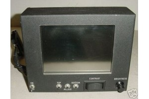 Falcon 2000 Jet Digital Cabin Function Display, 99C-4109-001