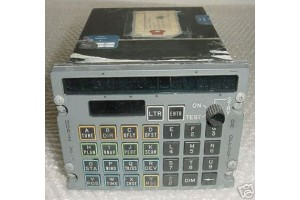 Flight Director Control Display Unit, CDU, 2100286-1
