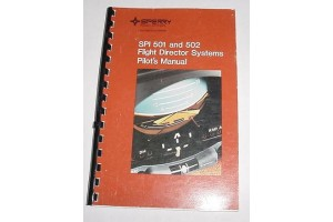 SPI 501, SPI 502 Sperry Flight Director Pilot Manual