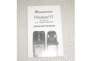 Wulfsberg Flitefone VI Operator Manual
