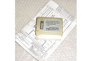 804B0105, NEW Foster Airdata DME Adapter for Narco DME 190, 195