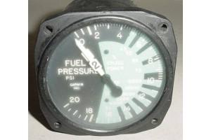 Cessna 310 Fuel Pressure Indicator, 22-868
