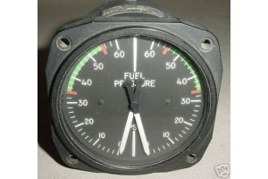 Piper Navajo Fuel Pressure Indicator, 6225