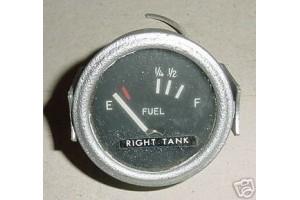 824186, 824186, Stewart Warner, Cessna Fuel Quantity Indicator