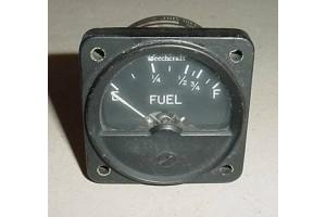 Twin Beech Bonanza Fuel Quantity Indicator, 22-164-014A