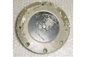 416-50, 41650, Piper / Shaw Fuel Tank Cap with Mounting Flange