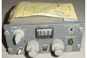 G-2935LH, G2935LH, Gables ATC Transponder w Serviceable Tag
