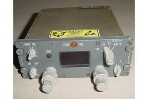 G6992-05, Gables Mode S Transponder, TCAS Control Panel
