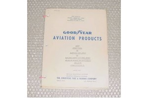 9550265, Good Year Aircraft Wheel Overhaul and Parts Manual
