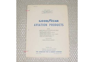 9542639, Good Year Aircraft Wheel Overhaul and Parts Manual