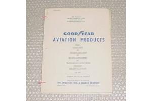 9550337, Good Year Aircraft Wheel Overhaul and Parts Manual